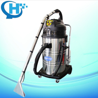 80L carpet cleaner 2 motor wet and dry cleaners