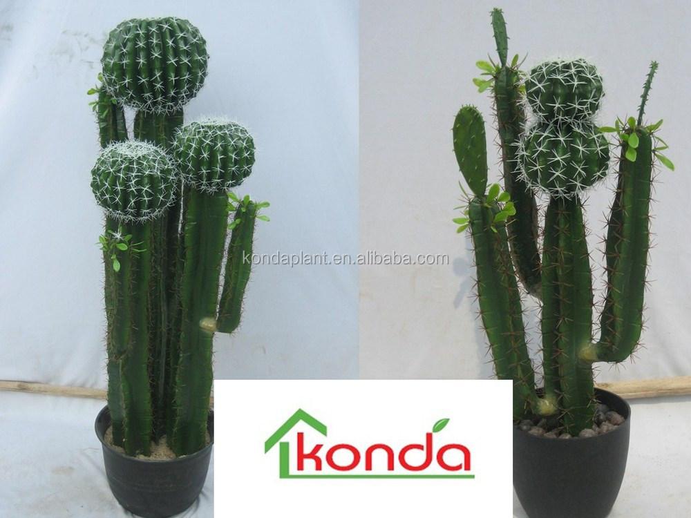 grand cactus interieur grand cactus plantes d 39 int rieur artificielle en plein air int rieur. Black Bedroom Furniture Sets. Home Design Ideas