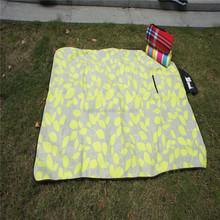 2015 washable fashion beach mat/blanket