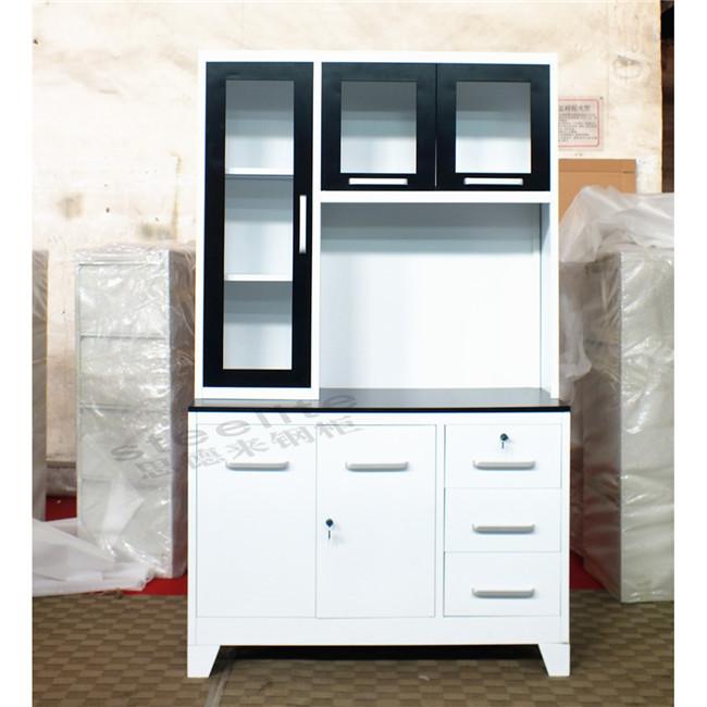 Luoyang steelite acero puertas de vidrio esmerilado y gabinete de ...