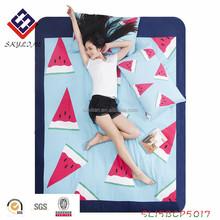 watermelon printed bedding sets korean style bedding set 3d cartoon duvet cover new style Children/kids/students