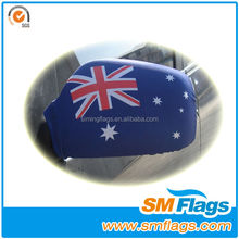 Factory Outlet Flag Car Mirror Covers