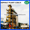 120t/h Asphalt Mixing Plant for sale with better price