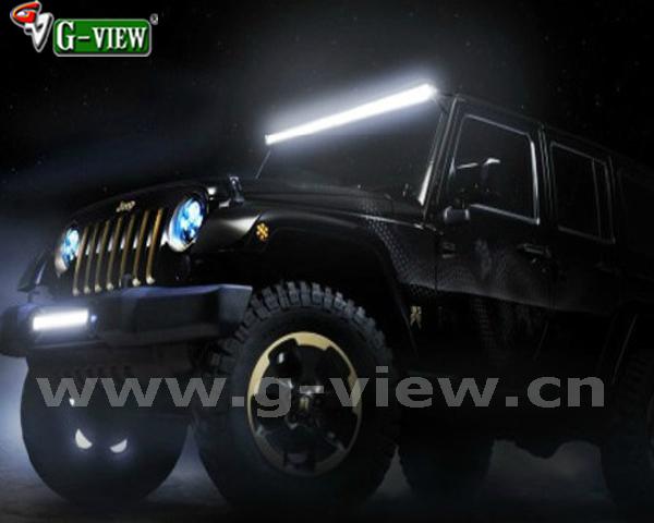 車LED 高品質 37.5インチ 200W 2層 20SMD ワークライトledバーランプ