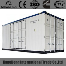 China manufacturer canopy type 1000KW 1250kva diesel generator set with CE certificate