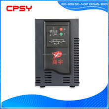 High Frequency Single Phase Double Conversion 3kva battery backup online ups