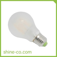 Frosted Glass Frosted Tempered Glass Filament LED Light Bulbs for LED Lighting Importers
