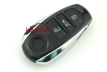 New type smart key 3 button 433Mhz 7P6 959 754 AL for VW Touraeg 2010+ car key