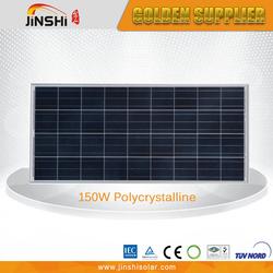 Widely Use Cheap Price 135w-150w Polycrystalline Solar Panel 150W