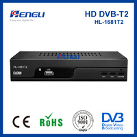 2015 HOT SALE! DVB-T2 HD TDT Receiver digital tv decoder dvb t2 set top box