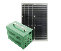 Mini Specification and Home Application solar energy product