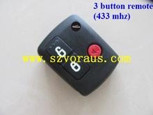 Ford BA BF FALCON Falcon 3 button keyless entry remote compatible (433mhz)