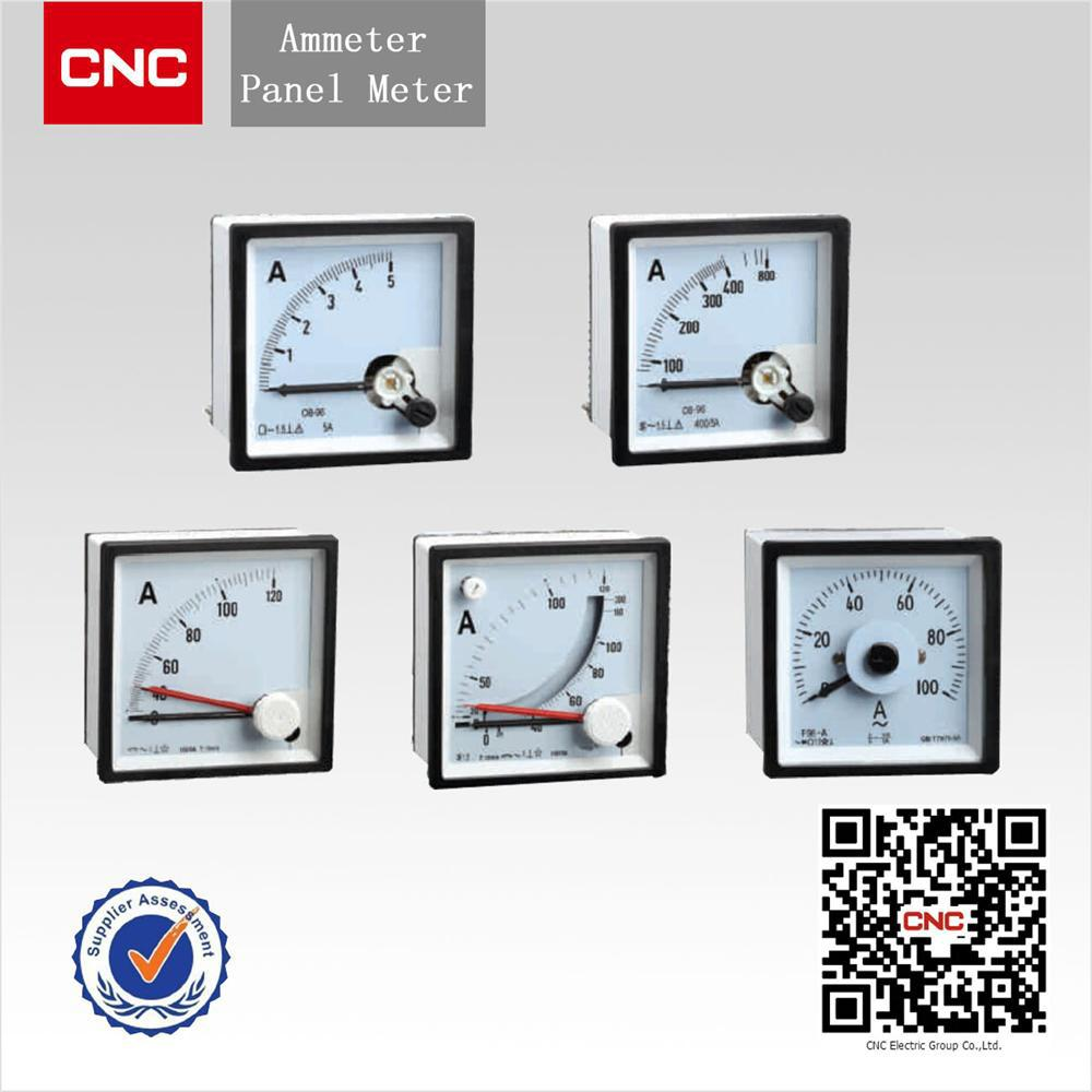 Panel Meter 96 Type 3 Phase Current Voltage Frequency