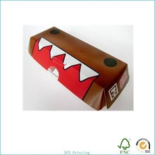 hot sale good shape hot dog paper box in China