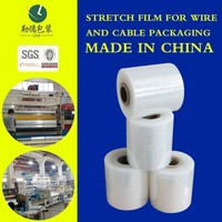 Pallet Hand wrap stretch film for pallet packing with SGS