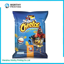 food grade packing plastic bags for food clothes