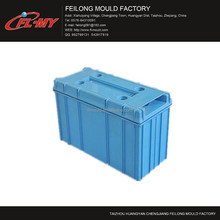 professional auto battery plastic case supply in huangyan zhejiang