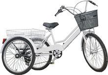 TRICYCLE-trike-three wheel bicycle
