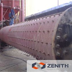 High efficiency ball mill for grinding granite with large capacity
