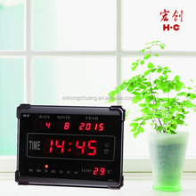15 Years Brand HC-005 Led Display Calendar From HC Company