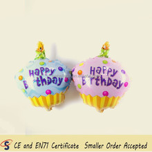For 1 years old happy birthday theme hotsale foil balloon