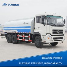 China High Quality And Dongfeng 4x2 Chassis Stainless Steel Water Tank Truck