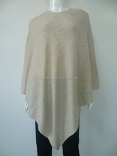 Chinese High Quality Pure Cashmere Poncho Wholesale