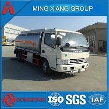 fuel tanker truck capacity with 12000L refueling truck fuel transportation truck