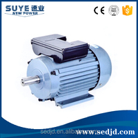 Ac Single-phase Two Value Capacitors Electric Motor Electric Motor Winding Machine