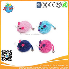 knitted Mouse Cat Toy Pet Toy for Cat