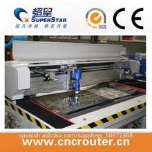 CX-1325 máquina de corte láser en acero inoxidable