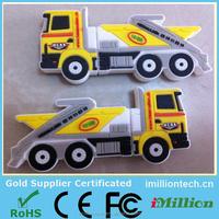 truck shape soft pvc usb 8gb,mini usb stick 8gb,promotion usb stick memory 8gb