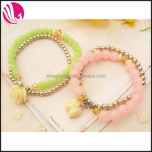 2014 Fashion Multi-element Love Hearts animals Bead Bracelet jewellery