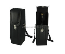custom Leather wine box from famouse brand(YI-589)
