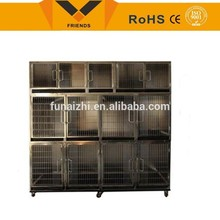 Hot Selling Economic Double Door stainless steel Dog Cage Pet Cage