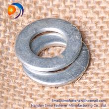 Carbon steel standard washer/flat washer/round washer
