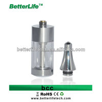 factory price rebuildable tank atomizer airflow adjustable atomizer with bottom double coils