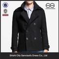 la parte superior de la marca caliente de la venta de dos piezas de collar hecho a mano la ropa de abrigo de lana