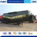 50m3 3 eje de cemento a granel en polvo del tanque camiones semi- remolque/semirremolque( de cemento a granel)