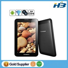 Original Lenovo A3000 16GB White, 7.0 inch 3G + Voice function Android 4.2 Tablet PC