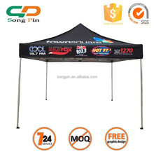 one canopy pop up tent with printing, aluminum gazebo tent