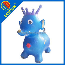 Eastsun Inflatable toy/Colorful inflatable jumping animal toy/Inflatable jumping toy
