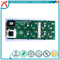 High precision double sided pcb assembly China suppiler