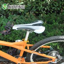 High Quality New Hot Selling Leather Gel PU Bicycle Saddle Bicycle Saddle Bike Saddle Factory