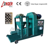 High quality rice husk briquette machine