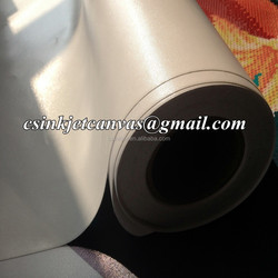 260gsm eco-solvent poly printing canvas