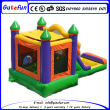 fund raising events inflatable moonwalk with slide