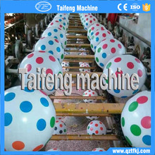 TF-BP New style fashion decoration balloon/kids playing balloon/nature latex balloons silk screen printing machinery