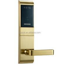 hotel door lock digital door locks Electronic Standalone Smart RFID Card Hotel Door Lock