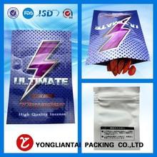 Moisture barrier bag/ zipper top packing bag